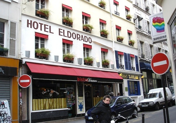 Budget Hotel in paris