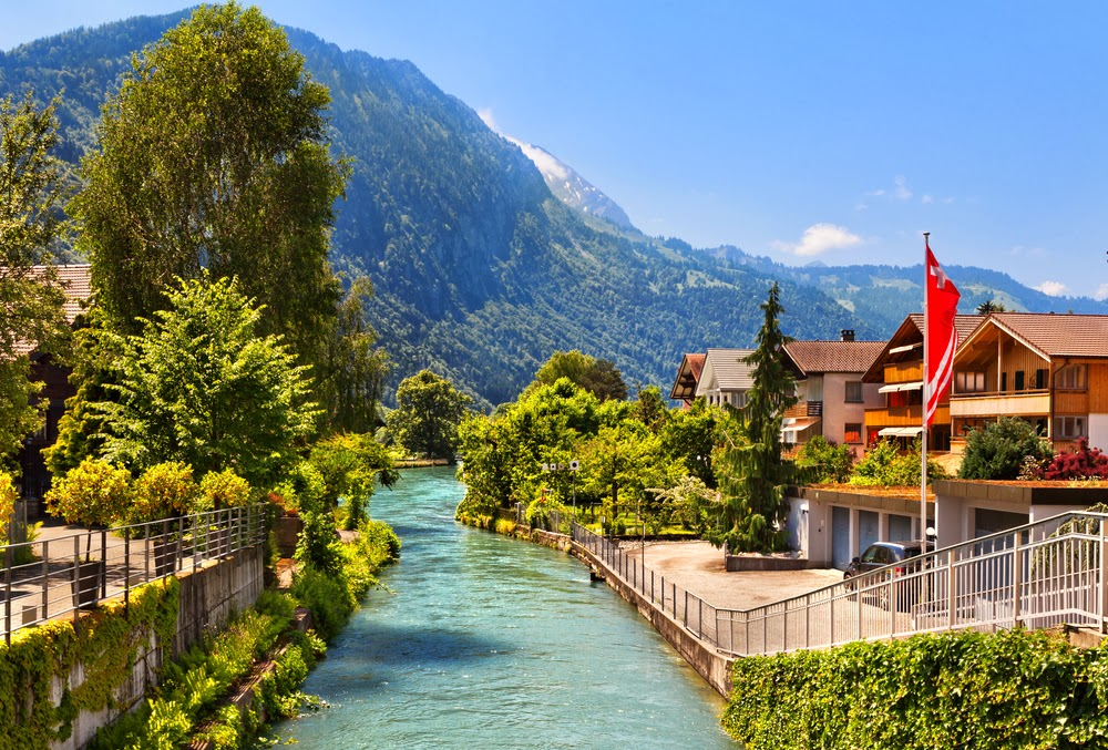Most Beautiful Places To Visit In Switzerland Travelling Colors