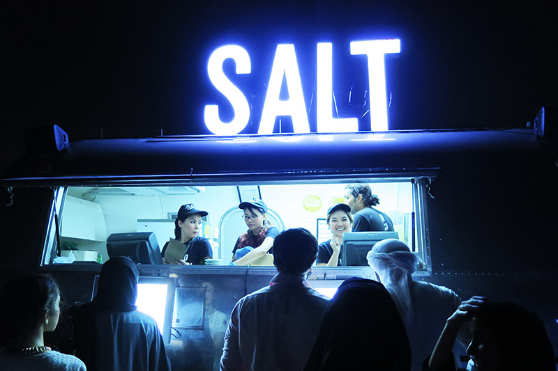 Salt restaurant dubai