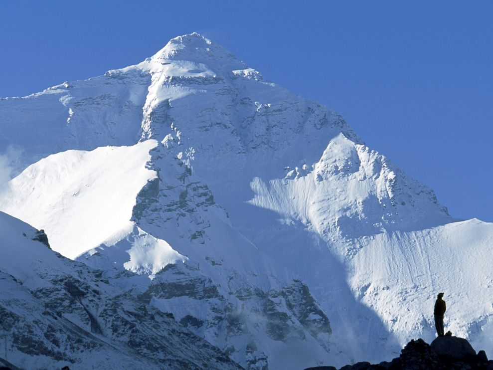 Mount Everest Pic